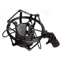 Universal Side Address Microphone Cradle Mount