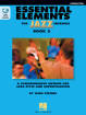 Hal Leonard - Essential Elements for Jazz Ensemble Book 2 - Steinel - Conductor - Book/Audio Online