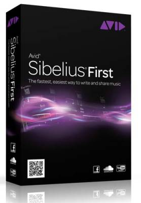 Sibelius 7 - First Edition Hybrid