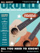 Hal Leonard - All About Ukulele - Johnson - Ukulele TAB - Book/Audio Online