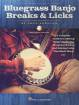 Hal Leonard - Bluegrass Banjo Breaks & Licks - Sokolow - Banjo TAB - Book/Audio Online