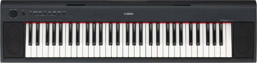 Yamaha yamaha digital 61 key piano w adaptor long for Yamaha np11 piaggero