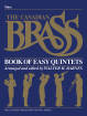 Hal Leonard - The Canadian Brass Book of Easy Quintets - Barnes - Tuba - Book