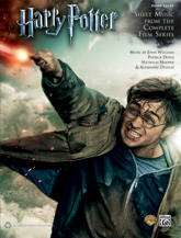 Harry Potter: Sheet Music from Complete Film Series - Easy Piano