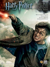 Harry Potter: Sheet Music from Complete Film Series - Big Note Piano