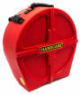 Hardcase - 14 Lined Snare Drum Case - Red