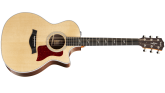 Taylor Guitars - 414ce-R Cutaway Grand Auditorium Spruce/Rosewood Acoustic-Electric Guitar
