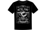 BOSS - MT-2 Metal Zone Pedal T-Shirt - Large