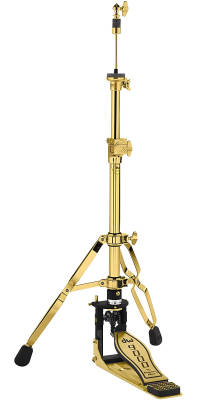9000 Series 2-Leg Hi-Hat Stand - Gold Plated