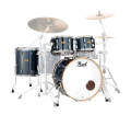 Pearl - Session Studio Select Shell Pack (10,12,16,22) - Black Mirror Chrome