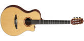 Yamaha - NTX3 Acoustic-Electric Classical Guitar with Solid Spruce Top - Natural