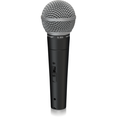 SL 85S Dynamic Cardioid Microphone with Switch