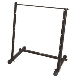 12 Space Heavy Duty Open Studio Rack