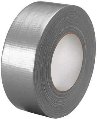 Silver Duct Tape 2'' (48mm X 55m)