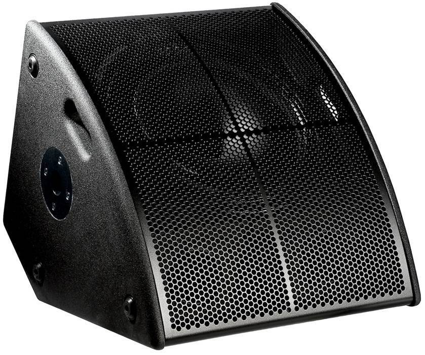 Vtc Pro Audio Vtc 15 Inch Coaxial Floor Monitor Long