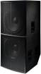 VTC Pro audio - VTC 1200-Watt Twin 18-Inch Subwoofer