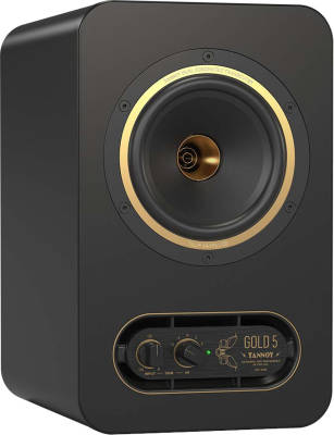 GOLD 5 200W Powered Dual Concentric Monitor with 5'' Woofer