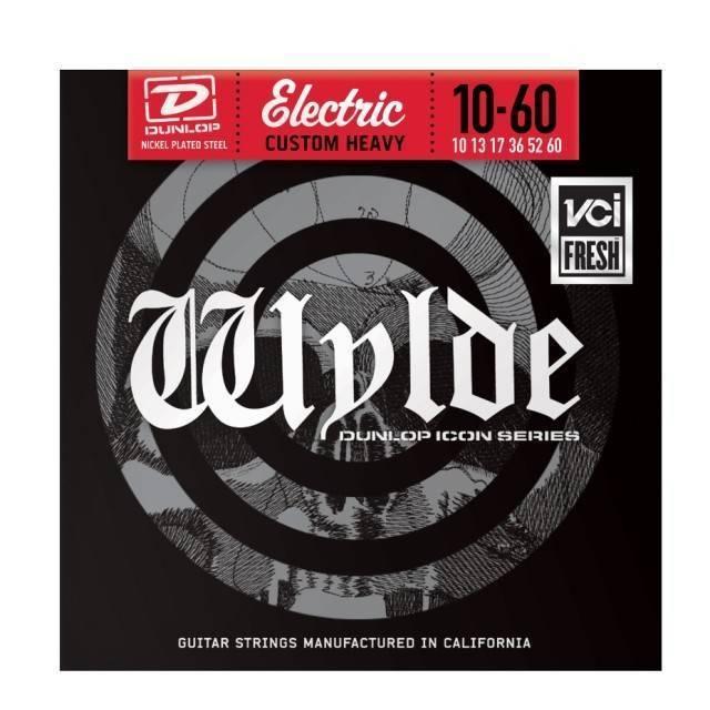Dunlop Zakk Wylde Electric Strings Heavy 10 60 Long