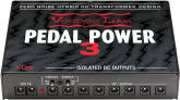 Voodoo Lab - Pedal Power 3 8-Output Isolated Guitar Pedal Power Supply