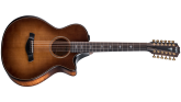 Taylor Guitars - Builders Edition 652ce WHB Grand Concert 12-String Acoustic-Electric