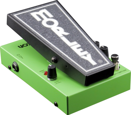 20/20 Distortion Wah Pedal