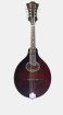 Eastman Guitars - A-Style Oval Sound Hole Mandolin Solid Spruce