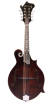 Eastman Guitars - F-Style Mandolin - Solid Spruce Top w/ Case