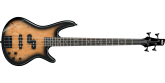Ibanez - GSR200SM Gio SR4 Bass - Natural Gray Flat