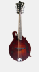 Eastman Guitars - F-Style Mandolin Solid Spruce Top w/Electronics and Case
