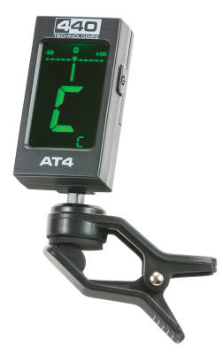 Chromatic Clip - On Tuner