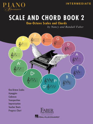 Faber Piano Adventures Piano Adventures Scale And Chord