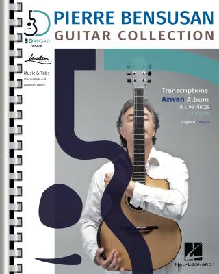 Pierre Bensusan Guitar Collection - Classical Guitar - Book