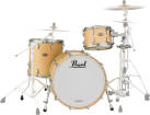 Pearl - Masters Reserve 3-Piece Shell Pack (22,12,16) - Matte Natural
