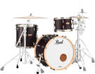 Pearl - Masters Reserve 3-Piece Shell Pack (22,12,16) - Antique Walnut