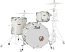 Pearl - Masters Reserve 3-Piece Shell Pack (22,12,16) - Matte White
