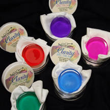 Clarity Hypo-Allergenic Cello Rosin - Pink