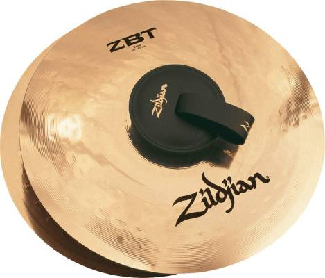 ZBT 16'' Concert/Marching Cymbals - Pair
