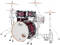 Masters Maple Complete 4pc Shell Pack 22/10/12/16 - Red Burst Stripe
