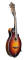F-Style Oval Mandolin - Solid Spruce/Maple Sides