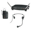 Audio-Technica - Audio-Technica System 8 VHF Wireless Headset System  - ATW801-H