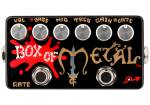 ZVEX Effects - Hand Painted Box Of Metal Pedal