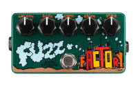 ZVEX Effects - Hand Painted Fuzz Factory Pedal