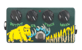 ZVEX Effects - Hand Painted Wolly Mammoth Pedal