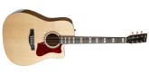 Norman - ST40 CW Acoustic-Electric Guitar w/TRIC Case - Natural