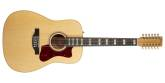 Norman - B50 12-String Acoustic-Electric Guitar w/TRIC Case - Natural