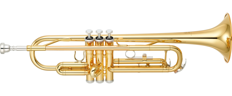 Spielzeug Trompete gold silber Tröte CE ca 34 cm 214
