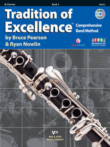 Tradition Of Excellence, Bk 2 (clarinet)
