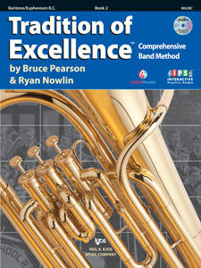 Tradition Of Excellence Book 2 - Baritone TC