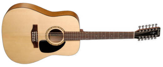 Woodland 12 Spruce Acoustic/Electric Guitar