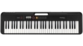 Casio - CT-S200 61-key Portable Keyboard - Black